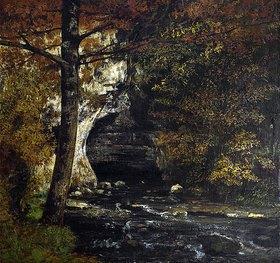 Gustave Courbet: Im Wald