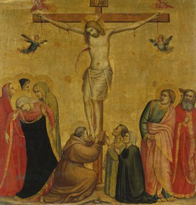 Giotto di Bondone: Die Kreuzigung Christi