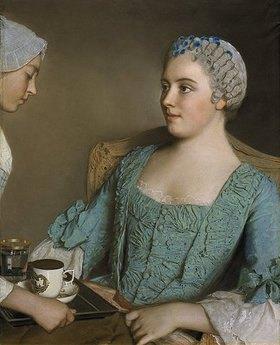 Jean Etienne Liotard: Das Frühstück