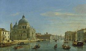 Gaspar Adriaens van Wittel: Blick auf Santa Maria della Salute in Venedig