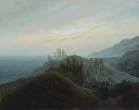 Caspar David Friedrich: Blick auf die Ostsee