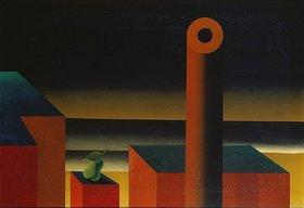 Heinrich Hoerle: Fabriklandschaft