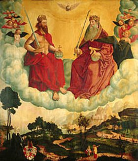 Michael Kirmer: Heilige Dreifaltigkeit
