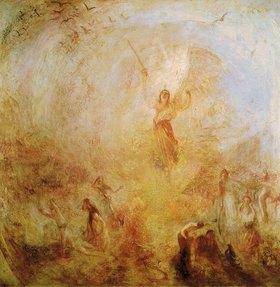 Joseph Mallord William Turner: Der Engel vor der Sonne