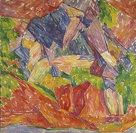 Walter Ophey: Farbige Steine