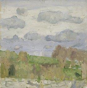 Walter Ophey: Landschaft