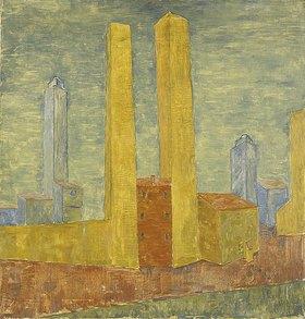 Walter Ophey: San Gimignano I