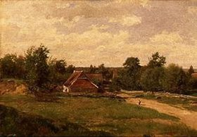 Philipp Röth: Landschaft bei Etzenhausen