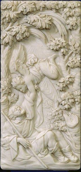 Gabriel Grupello: Der Traum des heiligen Joseph. Vor