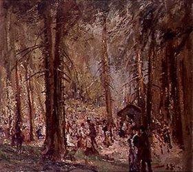 Hans Heider: Waldfest