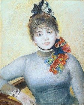 Auguste Renoir: Bildnis der Caroline Remy (Severine)