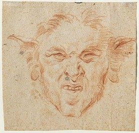 Giovanni Lorenzo Bernini: Grotesker Kopf