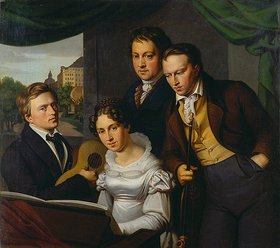 Paul Emil Jacobs: Die Kinder Ernst Wilhelm Arnoldis. Vor