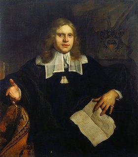Bartholomeus van der Helst: Bildnis des Notars Bartolomeus Coornhert