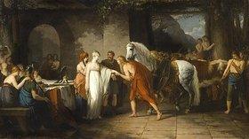 Jean-Pierre Saint-Ours: Hochzeit bei den Germanen