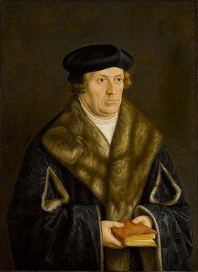 Bartel Beham: Bildnis Philipp von der Pfalz, Bischof von Freising