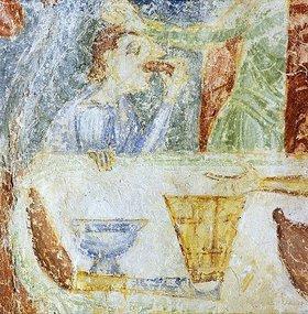 Hochzeit von Kana. Der Wurstesser
