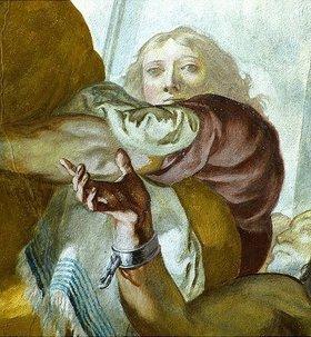 Johann Evangelist Holzer: Selbstbildnis