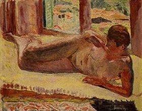 Pierre Bonnard: Liegender Akt