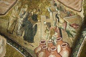 Byzantinisch: Die Hochzeit von Kanaan