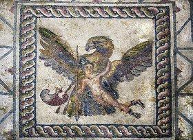 Griechisch: Die Entführung des Ganymed. Um 200 n. Chr