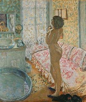 Pierre Bonnard: Akt im Gegenlicht