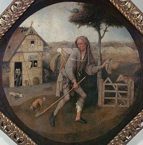 Hieronymus Bosch: Der verlorene Sohn (Der Landstreicher)
