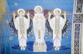 Unbekannter Künstler: Auferstehung Christi