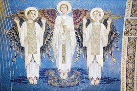 Unbekannter Künstler: Eucharistie
