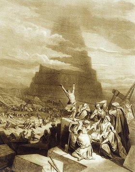 Gustave Doré: Der Turmbau zu Babel