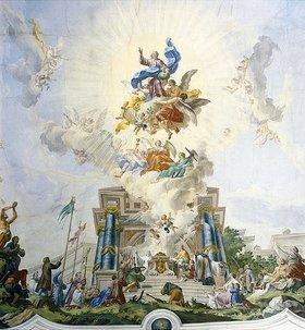 Christian Wink: Opferaltar als Allegorie der Kirche und Christus