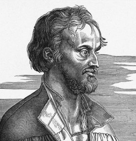 Albrecht Dürer: Philipp Melanchthon (1497 - 1560)