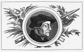 Unbekannter Künstler: Ulrich Zwingli (1484 - 1531)