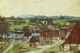Albrecht Dürer: Die Drahtziehmühle