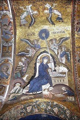 Byzantinisch: Christi Geburt