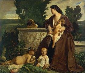 Anselm Feuerbach: Familienbild