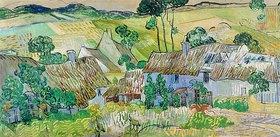 Vincent van Gogh: Bauernhöfe bei Auvers