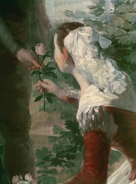 Francisco José de Goya: Der Frühling (Detail)