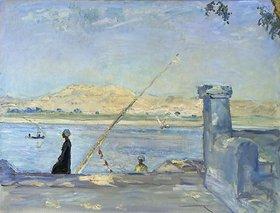 Max Slevogt: Morgen bei Luxor