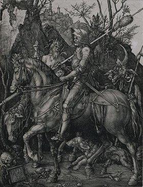 Albrecht Dürer: Ritter, Tod und Teufel
