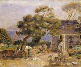 Auguste Renoir: Blick auf Treboul