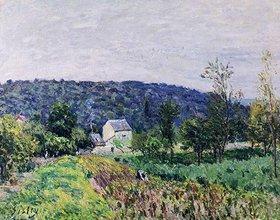 Alfred Sisley: In der Umgebung von Paris