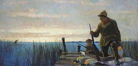Newell Convers Wyeth: Die Entenjagd