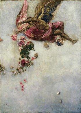 Odilon Redon: Der Fall des Ikarus