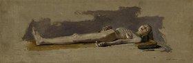 Albert von Keller: Studie einer weiblichen Leiche
