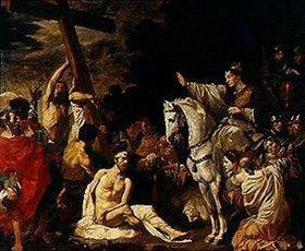Gerard Douffet: Die Auffindung des Kreuzes