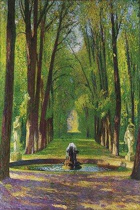 Henri Martin: Versailles
