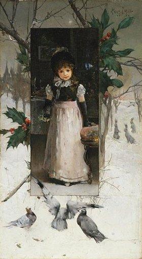 Edward Percy Moran: Weihnachten