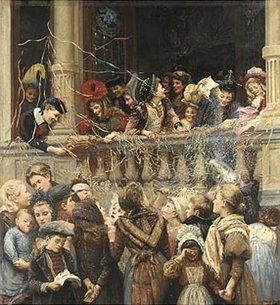 Henri Timmermans: Karneval
