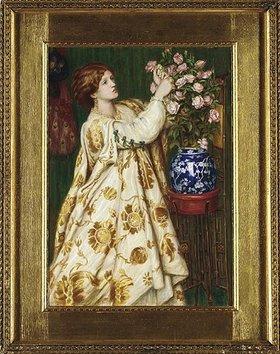 Dante Gabriel Rossetti: Monna Rosa